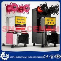 95 мм автомат для соевого молока машина запечатывания напитков чашки машина запечатывания для продажи