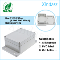 XD F3 1 115 90 55mm High Quality Guarantee Plastic Boxes Electronics Water Proof Enclosure