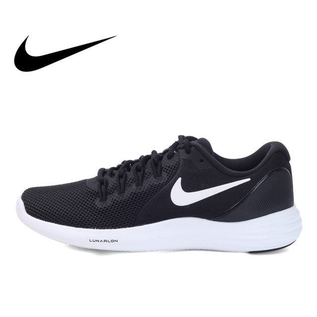 lowest price a7221 669b2 Original Official NIKE LUNAR APPARENT Men s Running Shoes Sneakers Sport  Outdoor Walking Jogging Sneakers Durable Leisure 908987