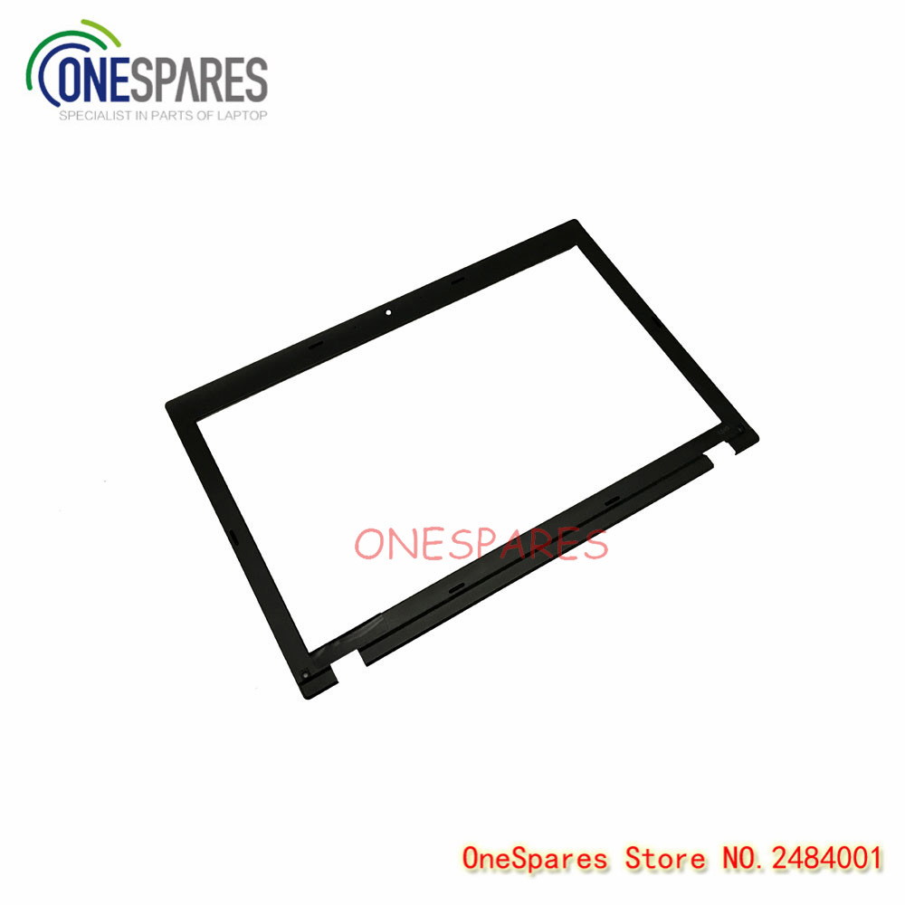 Free Shipping New Laptop For Lenovo For Thinkpad L540 Lcd Front Bezel COVER 04X4858 04X4857 60