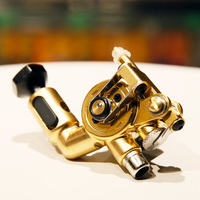 Hybrid Rotary Tattoo Machine RCA Interface for Liner Shader Tattoo Guns Strong Quiet Motor Tattoo Makeup Forever Assortment