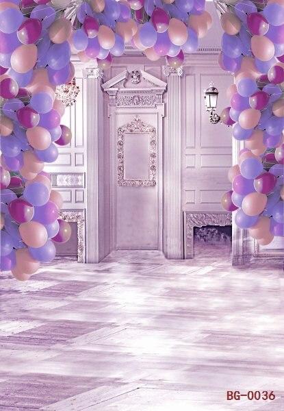 5x10ft interior air balloons decor vinyl photography backdrops,fond de studio de photographie, wedding studio photo background