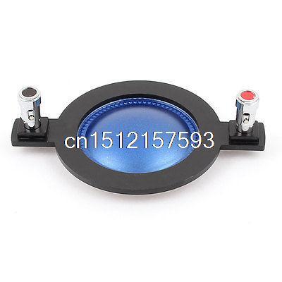 44.5mm 44.4mm 1.75 Tweeters Diaphragm Speaker Drive Voice Coil Blue