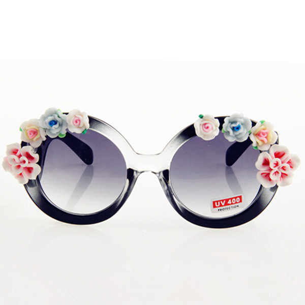 a660fdfc14 Retro Shades Vintage Rose Floral Sun Glasses Flower Acetate Frame Sunglasses  Free Shipping YJ019