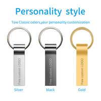 Wholesale Flash Memory Stick 64gb 128gb Usb Flash Drive High Quality Gray Usb Stick 3.0 32gb 16gb 8gb Pen Drive Thumbdrives Gift