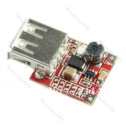 DC преобразователь Step Up Boost, модуль 3 V до 5 V 1A USB Зарядное устройство для MP3 MP4 телефон