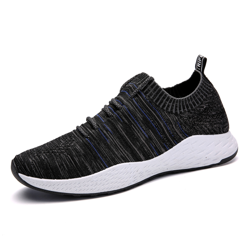 New Breathable mesh Lightweight Running shoes for Men Jogging Walking Sports Athletic Cheap Size 39-44 outdoors male Sneakers
