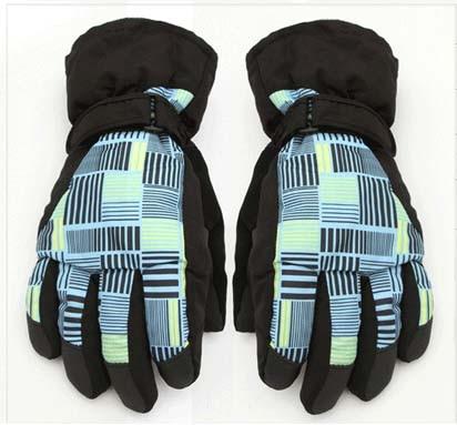 GLV849 climb mountain ski winter font b gloves b font waterproof thermal cycling anti slippery man