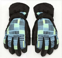 GLV849 climb mountain ski winter gloves waterproof thermal cycling anti-slippery man woman gloves