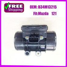 ДАТЧИК расхода воздуха MAF датчик B34M-13-215 B34M13215 для mazda MAZDA 121 DW B3 B5 1.3L 1.5L 3 PIN E5T52171