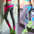 High Quality  Leggings High Waist Fitness Pants Stretch  Cropped Leggings  Trousers Leggins