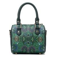 Fashion Girl Shoulder Headset Bag Women's Handbag Forest Casual Shoulder Bag travel handbag for lady#A02