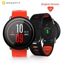 [English Version] Xiaomi Huami Smart Watch AMAZFIT Pace Bluetooth Sports Watch Smartwatch Zirconia Ceramics Heart Rate Monitor