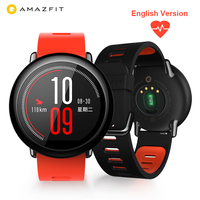 English Version Xiaomi Huami Smart Watch AMAZFIT Pace Bluetooth Sports Watch Smartwatch Zirconia Ceramics Heart