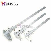 70mm 100mm 150mm 200mm 300mm Vernier Caliper  Carbon Steel  Caliper Gauge Micrometer Pie De Rey Paquimetro Measuring Tools