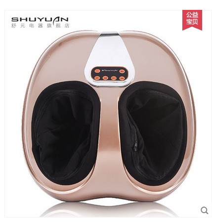 Foot machine foot massage device medialbranch the leg foot massage tool air-sac multifunctional send parents gift electric antistress therapy rollers shiatsu kneading foot legs arms massager vibrator foot massage machine foot care device hot