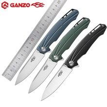 Ganzo Firebird FH21 D2 лезвие G10 Ручка складной охотничий нож выживания Тактический Утилита Керамбит карман Новый военный EDC ножи