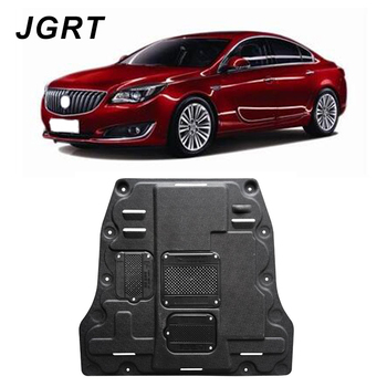 Car styling For Buick Regal plastic steel engine guard For Regal 2017 Engine skid plate fender 1pc