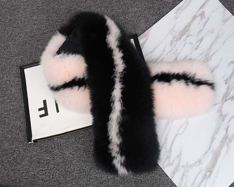 fox fur scarf  (17)
