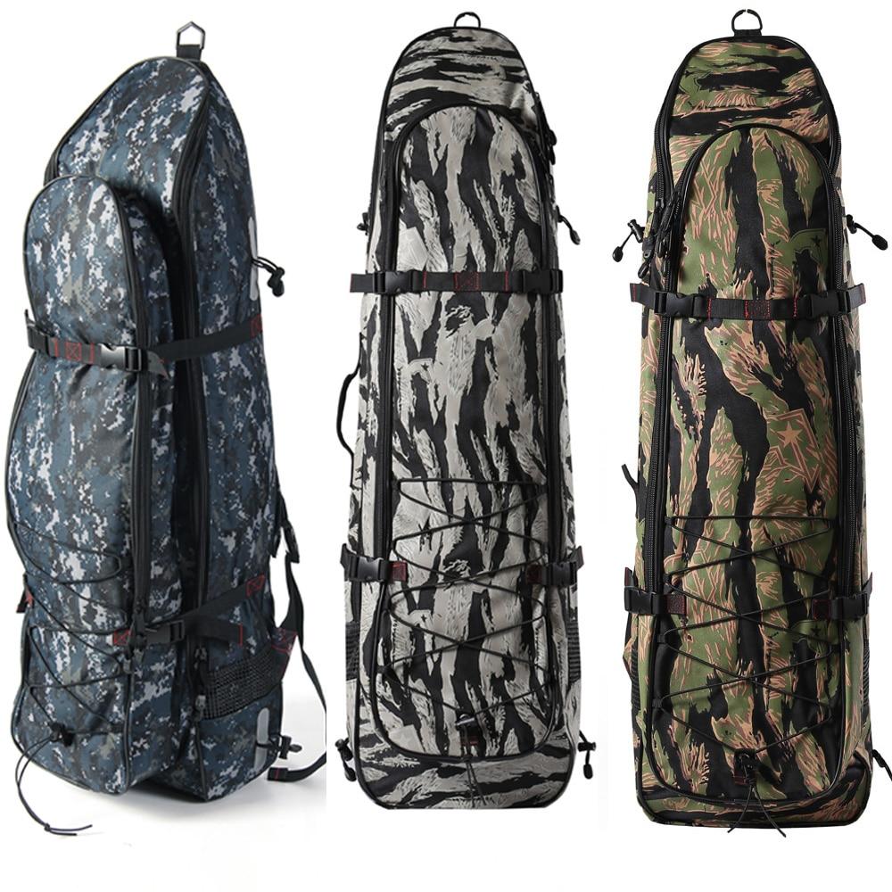 Camo Waterproof Bag For Scuba Freediving Equipment Spearfishing