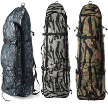 camo Waterproof Bag for Scuba Freediving Equipment spearfishing
