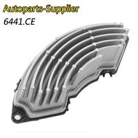 6441. CE 6441CE Neue Gebläse Motor fan modul Widerstand Für Fiat Grande Punto 77366112 auto zubehör-in Gebläse-Motoren aus Kraftfahrzeuge und Motorräder bei