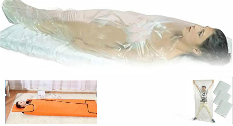 Plastic Sheet For Body Wrap 120*220cm/ For Together Use With The Sauna Blanket To Keep Skin Away From Directly With The Sauna