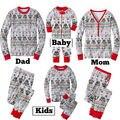 Женская мода Дети Звездные войны Рождество Семья Пижамы Установить Пижамы Пижамы Пижамы