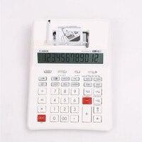 Comprar 1 unidad, calculadora de salida de papel Canon P23-DHV G, impresión bancaria financiera