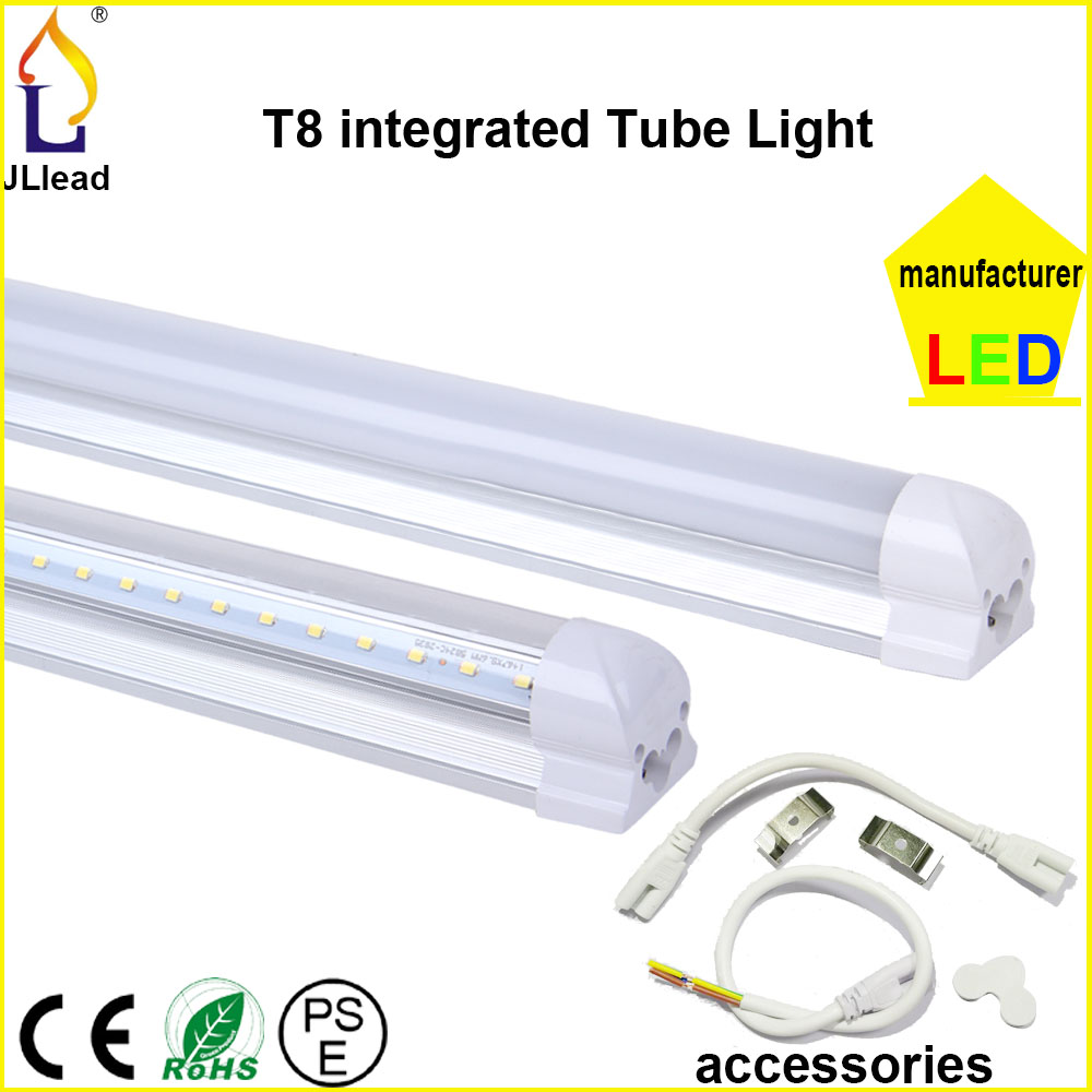 15pclot 8ft 40w48w led tube light fixture 24m t8 integrated led 15pclot 8ft 40w48w led tube light fixture 24m t8 integrated led lights smd2835 130lmw 2400mm lamp indoor bulb in led bulbs tubes from lights arubaitofo Gallery
