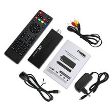 Mini DVBT2 TV Receiver DVB-T2 TV Stick Support MP3 MPEG4 For
