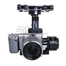 Iflight actualizado cnc de $ number ejes cardán aérea para sony 5n rx-100 bmpcc cámara