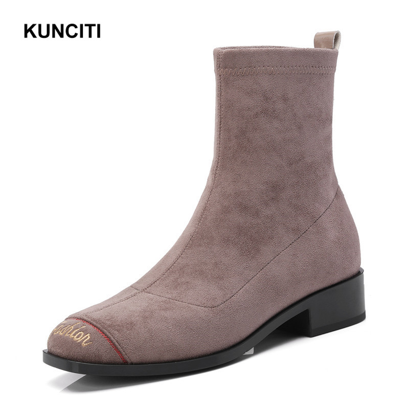 89402e069c5845 2018-KUNCITI-Punk-Boots-Women-Suede-Leather-Short-Martin-Boots -Round-Toe-Ladies-Newest-Autumn-Shoes.jpg