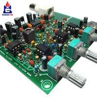 DIY комплекты Air band Airband радиоприемник приемник авиационного диапазона фильтр Модуль Diy комплект Электронная плата PCB полосный фильтр