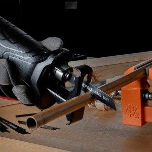 Image 5 - منشار كهربائي WORKPRO المنشار الترددية لقطع الخشب المعادن لتقوم بها بنفسك مناشير الطاقة مع شفرات المنشار