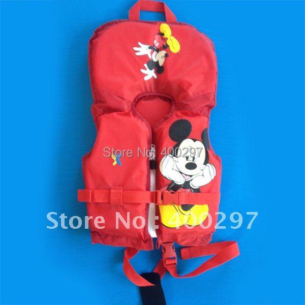 2014 Shakoo first season infant/baby life vest life jacket cartoon sheep swim vest red
