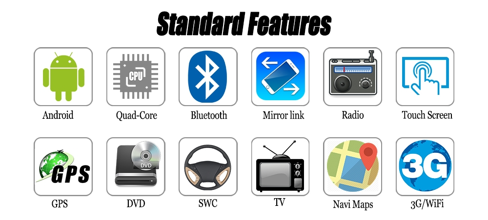 radio cd player Android