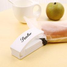 Household Bag Sealing Machine Mini Impulse Sealer Snack Bags Seal Packing Device Kitchen Tool Plastic