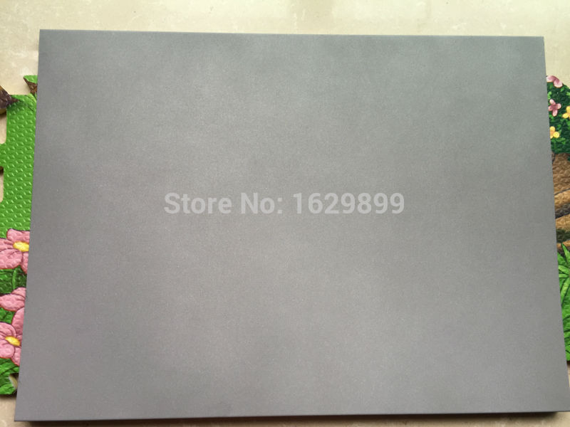 2 pieces free shipping good quality heidelberg sm52 cylinder jackets 533*385*0.3-0.4mm Sandblasting (with sand)