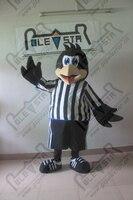 Заказ спортивной команды мультфильм маскарадный костюм птица костюмы горячая распродажа высокое качество талисман дизайн