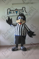 custom sports team cartoon mascot costumes Bird costumes hot sale high quality mascot design