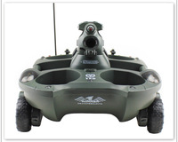 Remote Control Amphibious Tank Remote Control Vehicle Model