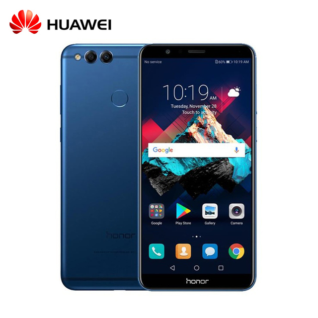 US $258 7 | Huawei Honor 7X Octa Core 2 4GHz Dual Rear Camera 16MP 5 93