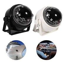 купить 1 Pc Adjustable Navigation Voyager Bracket Mount Compass For Boat Car LC550 Black по цене 224.05 рублей