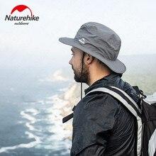 Naturehike חיצוני טיולים כובע קרם הגנה כובע קיץ טיולים כובע רחב שוליים שמשייה דיג כובע לנשימה מהיר יבש קל משקל