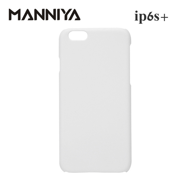 uk availability 0db35 a2774 US $50.0 |MANNIYA 3D Sublimation Blank white Cases for iphone 6 plus 6s  plus Free Shipping!Wholesale 50pcs/lot-in Half-wrapped Cases from  Cellphones & ...