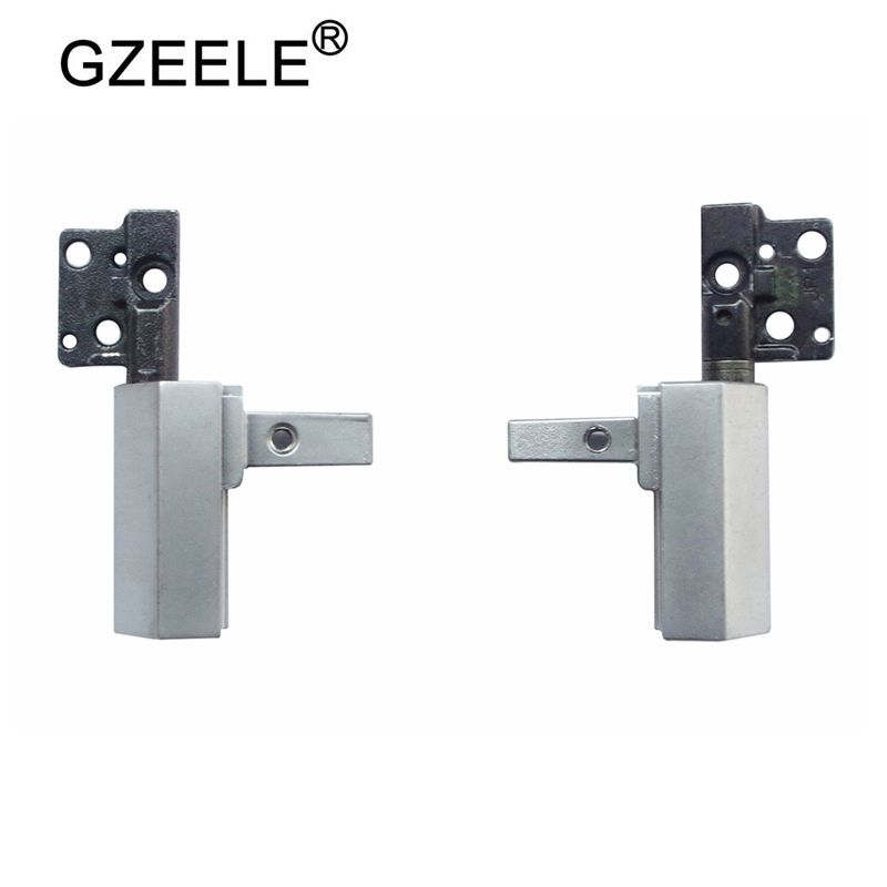 GZEELE NEW LCD Hinge For Dell Latitude E6410 E6400 Laptop Hinge Set Left Right Hinges H61GF 14.1