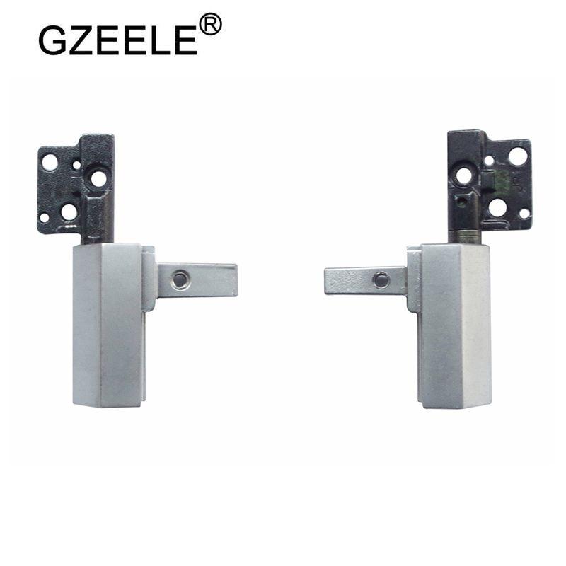 GZEELE NEW LCD Hinge For Dell Latitude E6410 E6400 Laptop Hinge Set Left Right Hinges H61GF 14.1