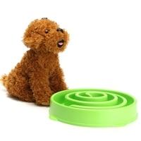 Pet Dog Cat Interactive Slow Food Feeder Bowl Puppy Anti Slip Gulp Feeder Healthy Bloat Dish For Pet Feeding Tools 1Pc 4