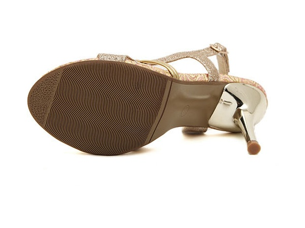 US $40.32 23% OFF|Schöne Neue Ankunft Frauen Schuhe Dünne Fersen Sommer Stil Frauen sandalen High Heels Schuhe Gold Prom Offene spitze Schuhe Frauen